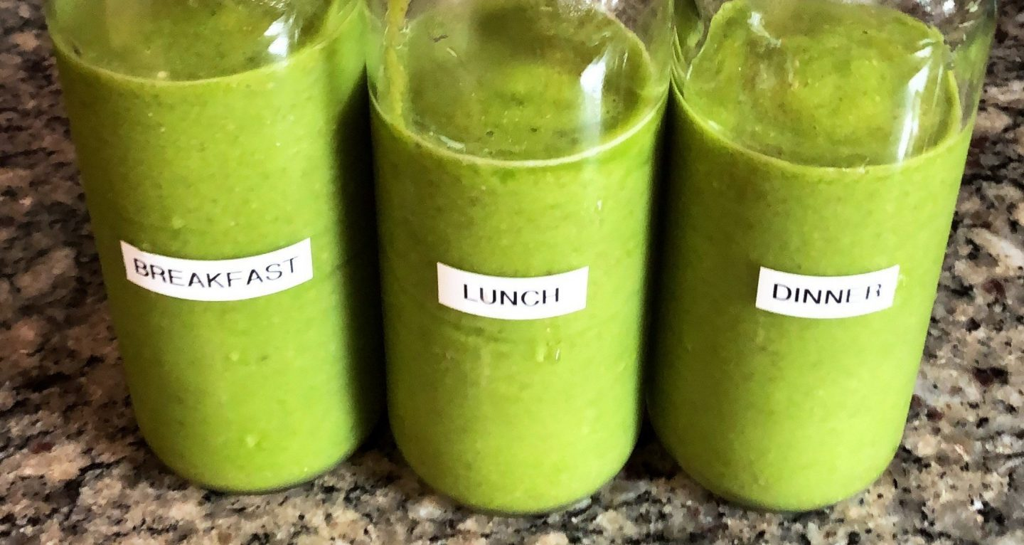My 10 Day Green Smoothie Cleanse