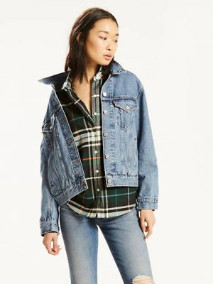 Levis Oversized Denim Jacket