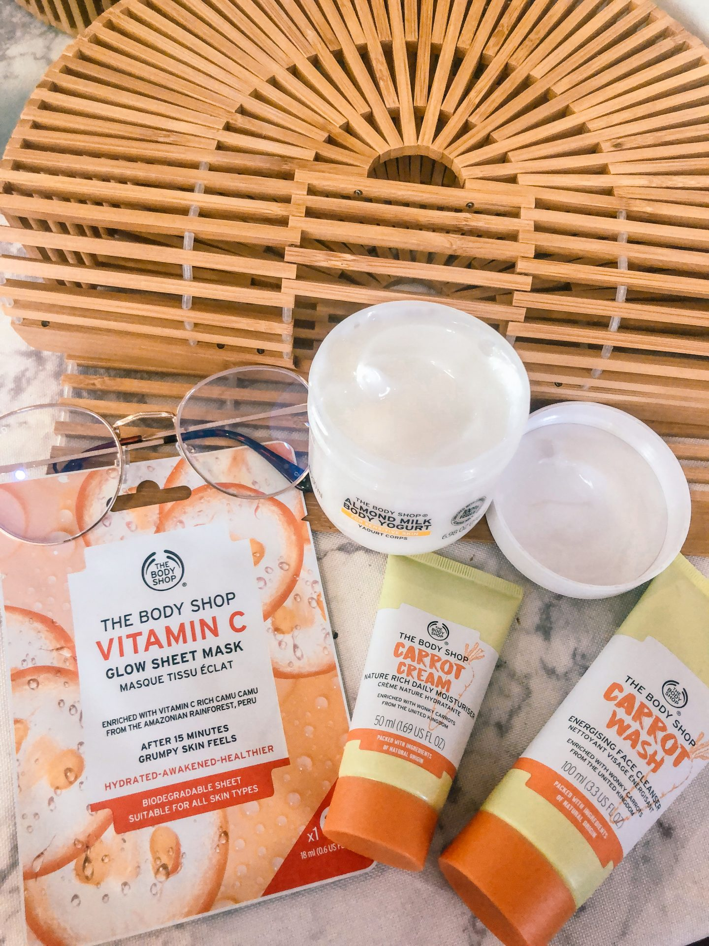 The Body Shop Summer Essentials