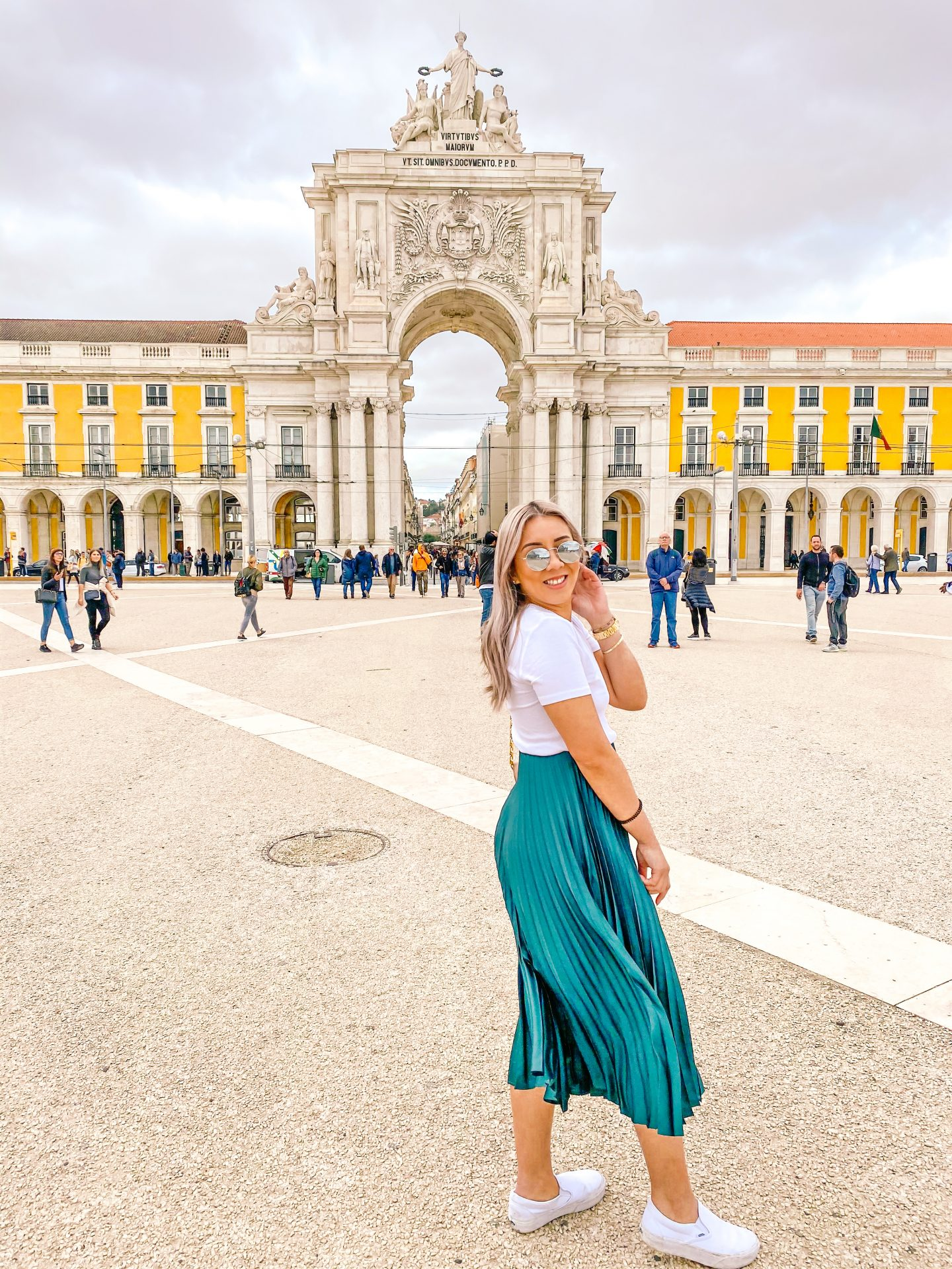 A Day Trip to Lisboa